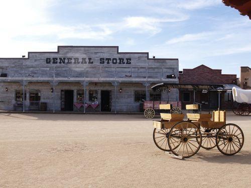 western lifestyle old heritage