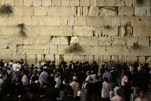 western wall israel prayer