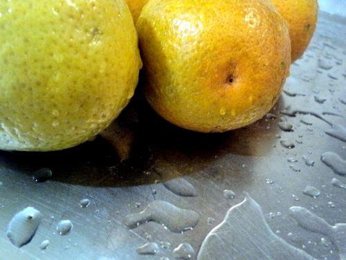 Wet Oranges