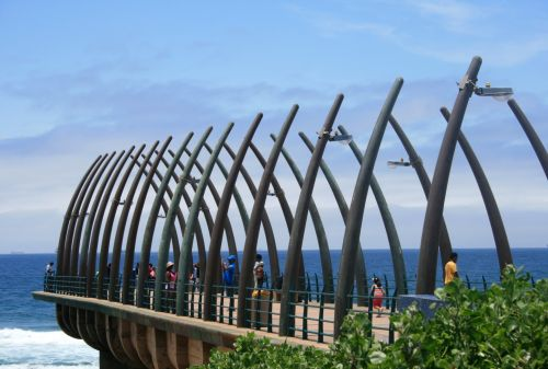 Whale Bone Design Jetty