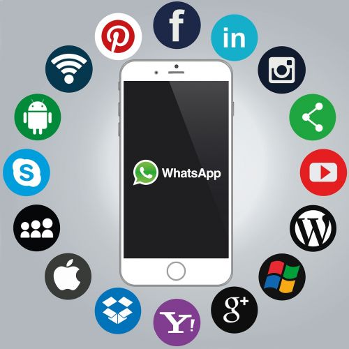 whatsapp smartphone social media