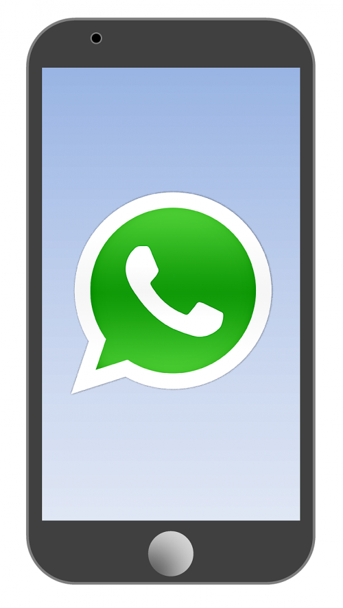 whatsapp message texting