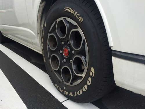 wheel car tire