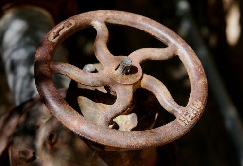 wheel valve round