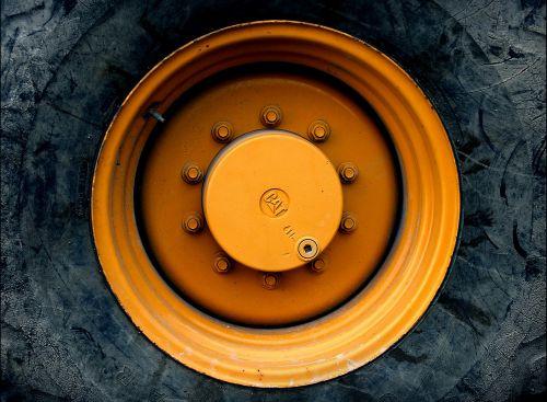 wheel wheel bearing gland