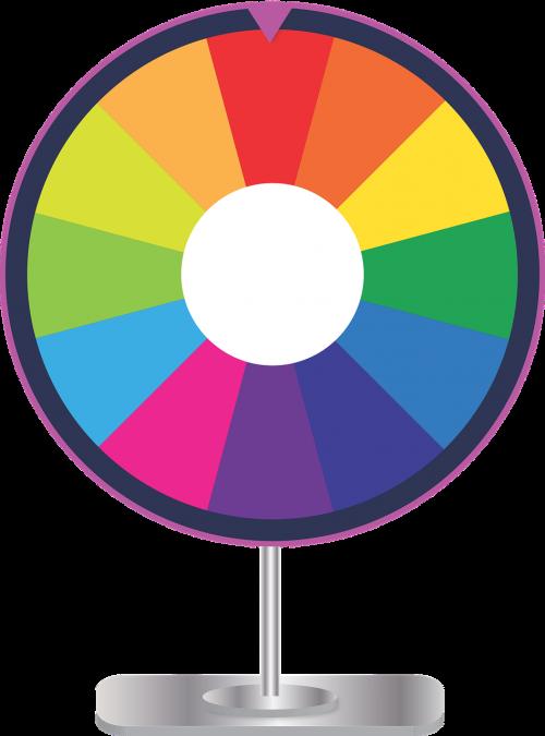 wheel fortune prize wheel