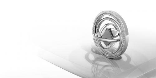 wheel globus symbol