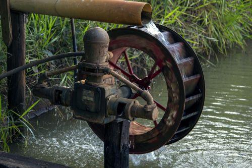wheel water pump rio