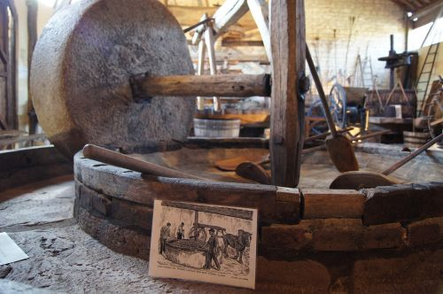 wheel cider former