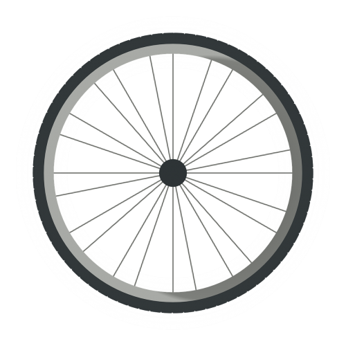 wheel tire bicycle