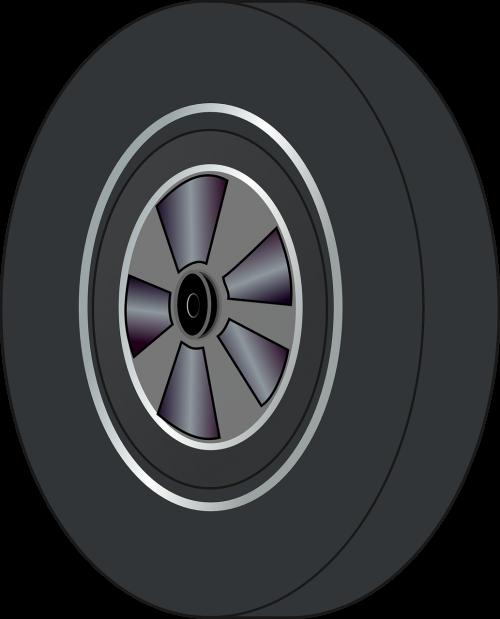 wheel tire narrow