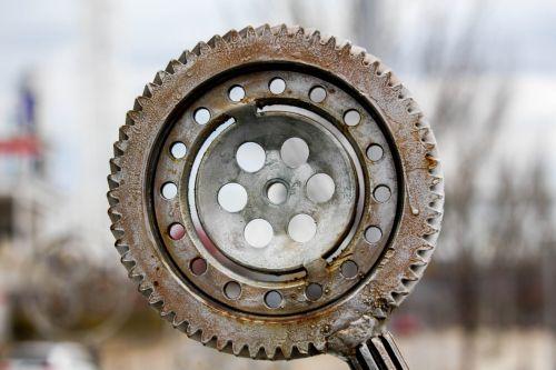 wheel machine cog