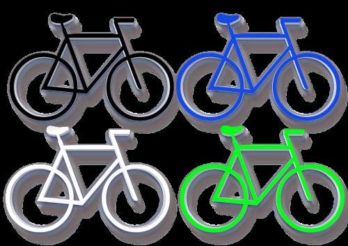 wheel bike graphic