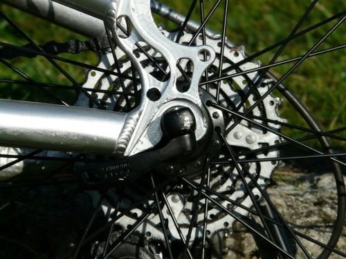 wheel bike mountain bike