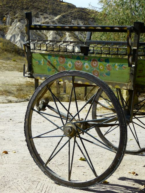 wheel spokes coach