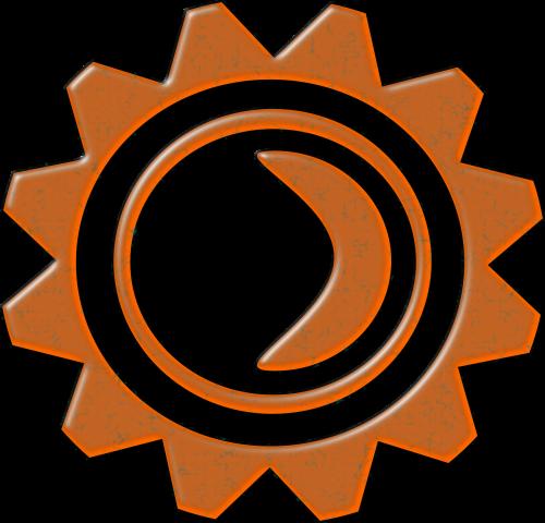 wheel machine gears