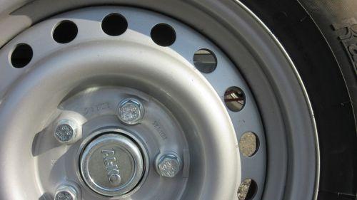 wheel rim mature