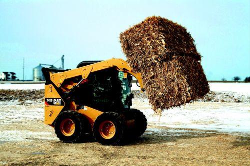 wheel loader loader compact loader