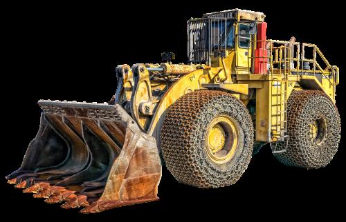 wheel loader loader vehicle
