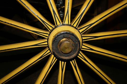 Wheel Of Buggie