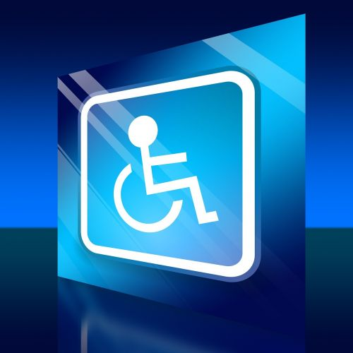 wheelchair handicap disability