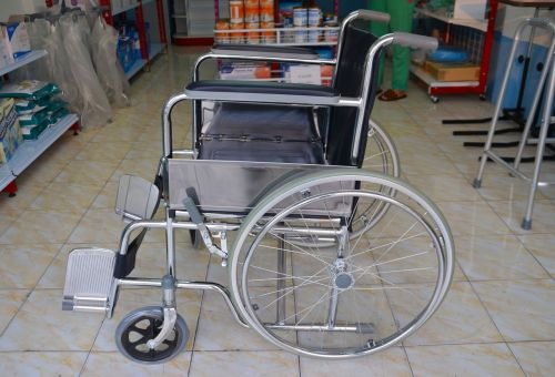 wheelchair disabled handicapped