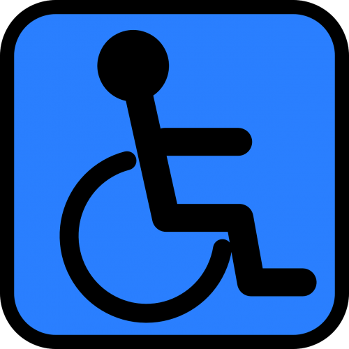 wheelchair person accessibility