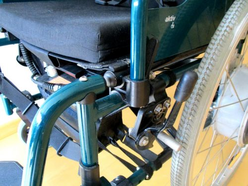 wheelchair care for the elderly human
