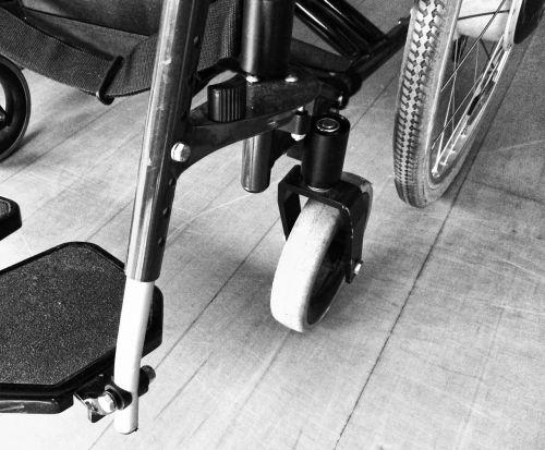 wheelchair rolli disability