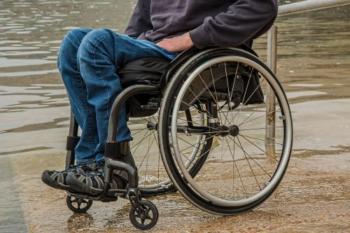 wheelchair disability paraplegic