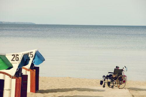 wheelchair disability spa