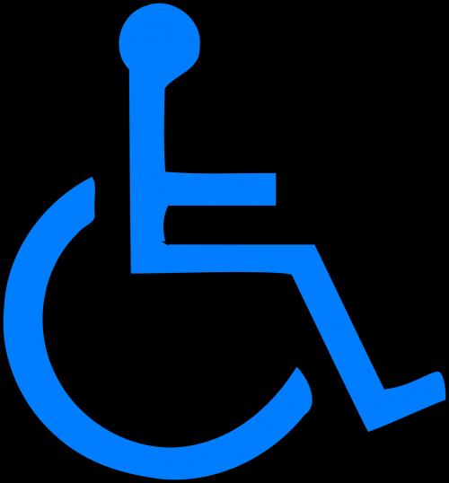 wheelchair disability handicap