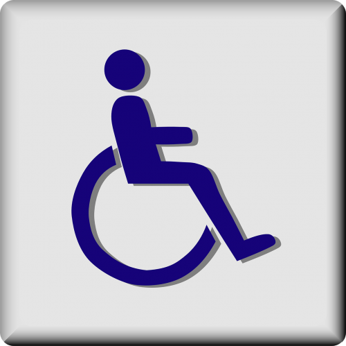 wheelchair facility handicapped