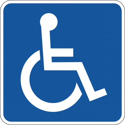 wheelchair parking disabled