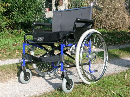 wheelchair disability aids for disabled people