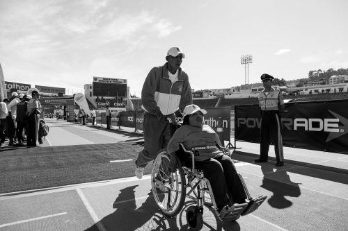 wheelchair athlete disabled