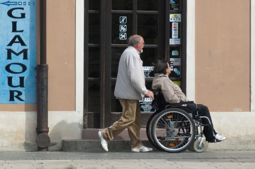 wheelchair care disabled
