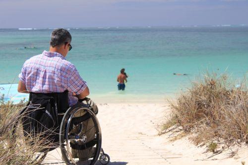 wheelchair holiday bea