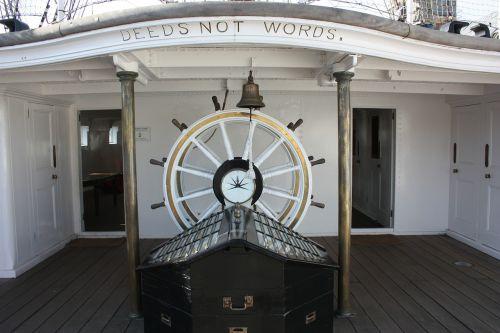 wheelhouse steering wheel