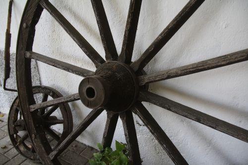 wheels wood calash