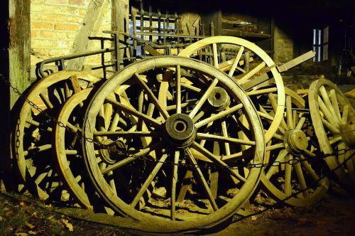 wheels wooden wheels nostalgia
