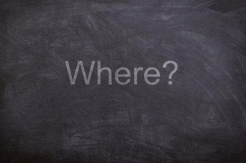 where chalk board board