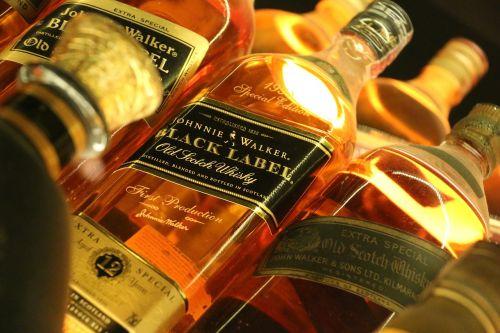 whiskey alcohol edinburgh