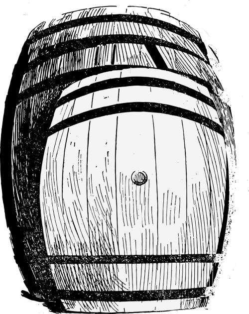 whiskey barrel wine
