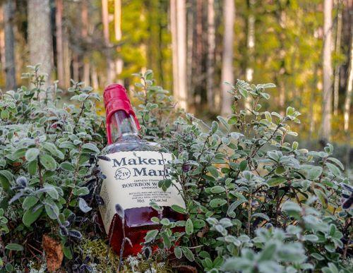 whiskey makers mark bourbon