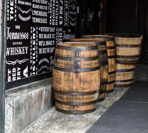 whiskey barrels bourbon barrel