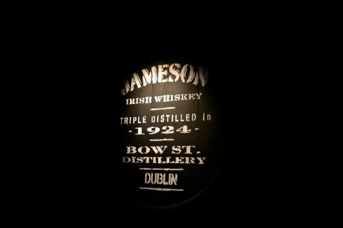 whisky whiskey jameson