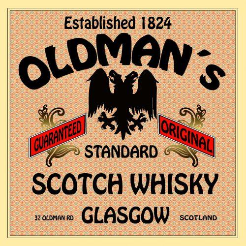 whisky adler scotch