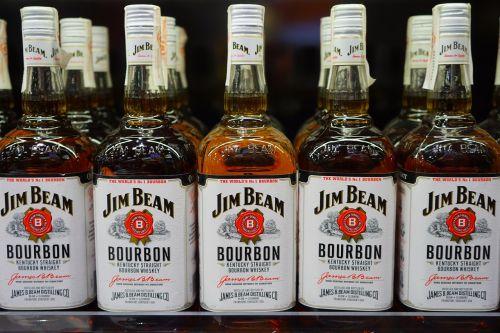 whisky jim beam bourbon whiskey
