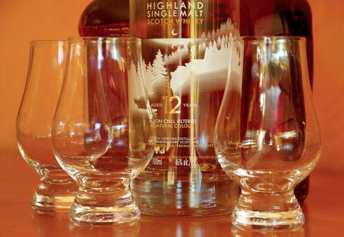 whisky scotland highland